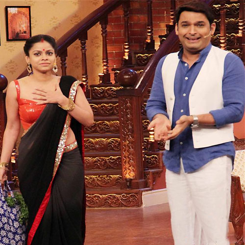 Is Manju pregnant: Comedy Nights with Kapil, is manju pregnant comedy nights with kapil,  manju sharma,  sumona chakravarti,  kapil sharma,  comedy nights with kapil,  comedy nights with kapil serial upcoming news,  colors tv serial,  colors tv,  tv serial,  tv serial news,  tv serial updates,  latest news of tv serial,  tv gossip,  tv buzz,  tv serial