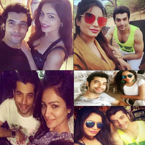 Is Ssharad Malhotra -Pooja Bisht a new couple in formation