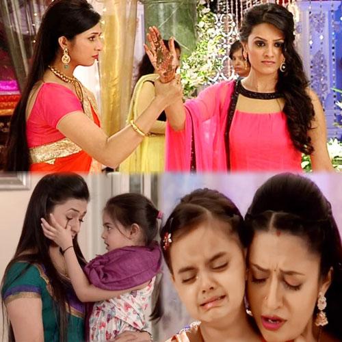 Ishita to challenge Shagun for Ruhi , ishita to challenge shagun for ruhi,  ishita will challenge shagun that she will get ruhi back,  yeh hai mohabbatein upcoming episode news,  tv gossips,  tv serial latest updates,  tv serial news,  ifairer