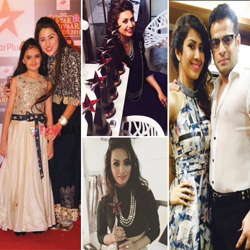 Isi-Maa Sweeps Six Titles at Star Parivaar Awards: Complete Winner List, isi-maa sweeps six titles at star parivaar awards complete winner list,  star parivaar awards 2016,  divyanka tripathi sweeps the star parivaar awards,  yeh hai mohabbatein s divyanka tripathi bags six awards,  star parivaar awards complete list of winners,  entertainment,  tv gossip,  ifairer