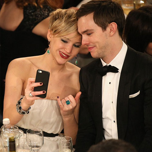 Jennifer Lawrence and Nicholas Hoult Reunite  , jennifer lawrence and nicholas hoult reunite,  hollywood news,  hollywood gossip,  latest hollywood updates,  ifairer