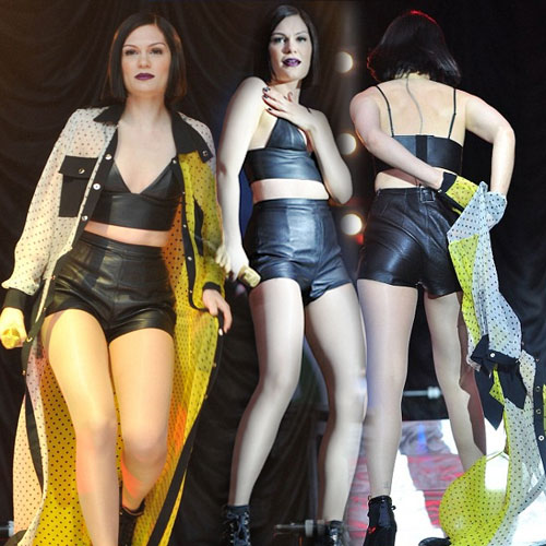 Jessie spotted by wardrobe malfunction, jessie faced the wardrobe malfunction,  hollywood news,  hollywood gossips,  latest news,  wardrobe malfunction,  jessie j,  north east,  the oopss moment of jessie j,  jessie spotted by wardrobe malfunction