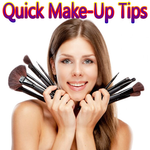 Just 5 minute tips for Make-up, just 5 minute tips for make-up,  health & beauty,  fitness & exercise,  nutrition guide,  lose weight,  skin care,  hair care,  make up tips,  health tips,  latest news,  ifairer