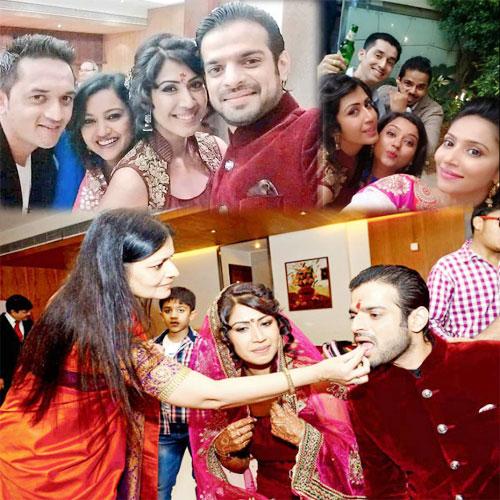 Karan and Ankita areEngaged , karan and ankita areengaged,  karan patel got engaged to ankita bhargava,  ankita bhargava,  karan patel,  tv gossips,  tv celebs latest updates,  ifairer