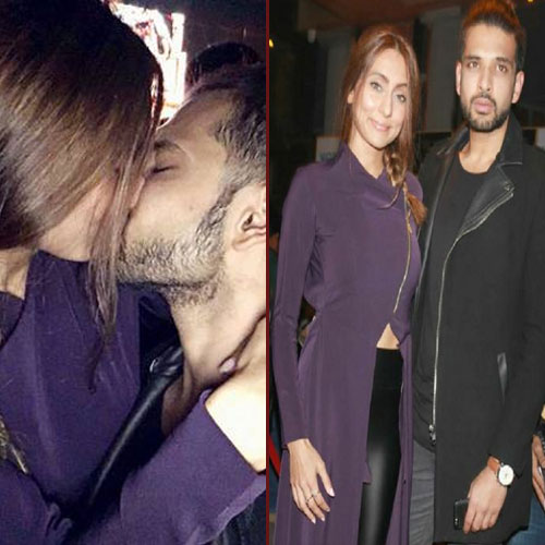 Karan Kundra is dating VJ Anusha, They caught kissing, karan kundra is dating vj anusha,  they caught kissing,  karan kundra-anusha dandekar dating,  karan kundra and vj anusha dandekar in a relationship,  tv gossips,  tv celebs news,  ifairer