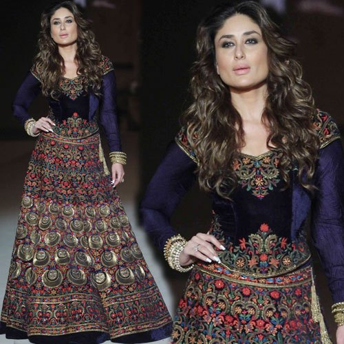 Kareena turns showstopper at LFW grand finale 2016, kareena turns showstopper at bollywood actresses kareena kapoor,  kareena turns showstopper for rohit bals koroshini collection,  lakme fashion week 2016 finale: kareena kapoor khan sizzles in rohit bals creation,  kareena kapoor khan dazzles as rohit bals showstopper for lfw grand finale,  bollywood news,  bollywood gossip,  ifairer