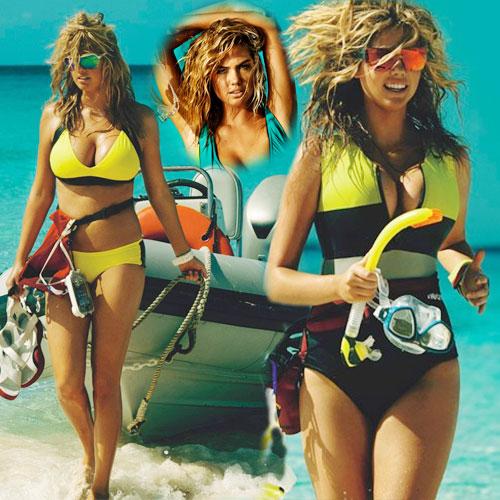Kate Upton's Bold Shoot For Summer, kate upton bold shoot for summer,  kate upton gracing vogue u.k. magazine,  kate upton,  hollywood news,  hollywood gossip,  latest hollywood updates,  ifairer