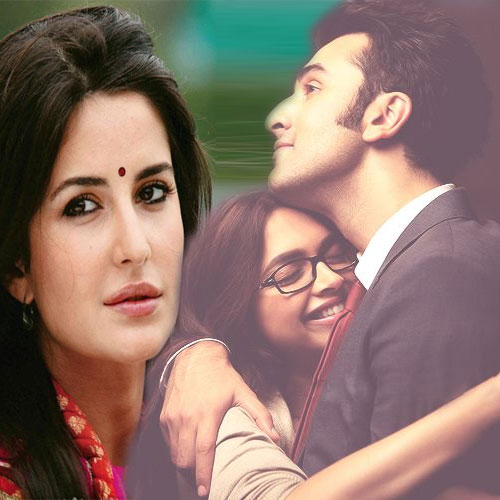 Katrina feel Jealous of Ranbir and Deepika chemistry, katrina feel jealous of ranbir & deepika chemistry,  katrina kaif,  ranbir kapoor,  deepika padukone,  bollywood news,  bollywood gossip,  latest bollywood updates,  ifairer