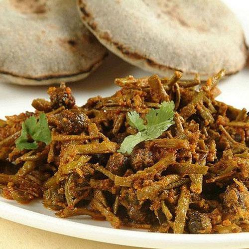 Ker Sangari Ki Sabzi, ker sangari ki sabzi,  indian recipe,  main course recipe,  recipe