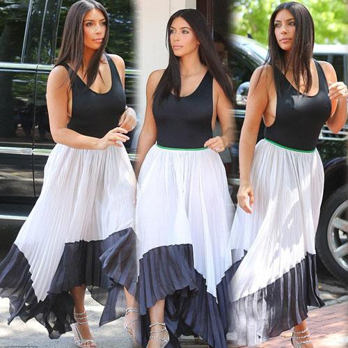 Kim in most revealing dress, kim in most revealing dress,  kim kardashian,  hollywood news,  hollywood gossips,  latest news,  sexy kim kardashian,  latest news of kim kardashian,  how kim kardashian stay noticed,  sexy kim kardashian