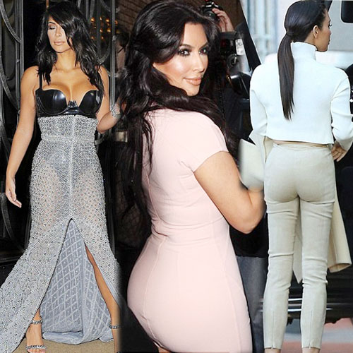 Kim's look without her famous asset!, kim look without her famous asset,  kim kardashian,  latest news of kim kardashian,  kim kardashian famous assets,  famous asset of kim kardashian,  hollywood news,  hollywood gossips,  latest news