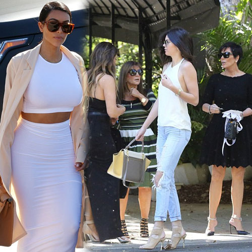 Kim not invited in family party!, kim not invited in family party,  kim kardashian,  khloe kardashian,  kendell jenner,  kourtney,  ifairer,  hollywood news,  hollywood gossips,  latest news