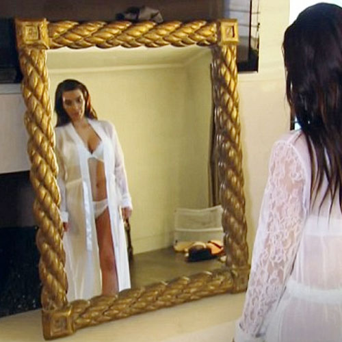 kim revealed sexy wedding lingerie, kim revealed sexy wedding lingerie,  hollywood news,  hollywood gossips,  latest news,  kim kardashian