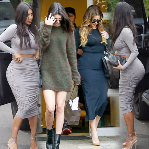 Kim's shapely assets in tight pencil skirt, kim shapely assets in tight pencil skirt,  kim kardashian,  khloe kardashian,  kris jenner,  kendell jenner,  hollywood news,  hollywood gossips,  latest news,  keeping up with kardashian,  ifairer