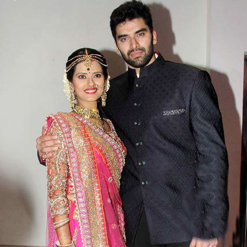 Kratika and Nikitin married
