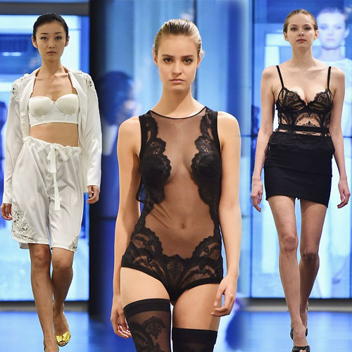 La Perla Lingerie catwalk in Milan, la perla lingerie catwalk in milan,  la perla,  lingerie,  la perla lingerie,  fashion,  fashion tips,  fashion accessories,  fashion trends,  fashion trends 2015,  latest news,  ifairer