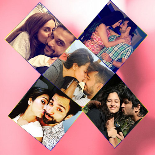 Instagram pix of 16 TV couples, latest instagram pictures of 16 tv couples,  latest lovey-dovey pictures of tv couples,  instagram of tv couples,  tv gossips,  tv celebs news,  indian tv serial celebs news,   ifairer