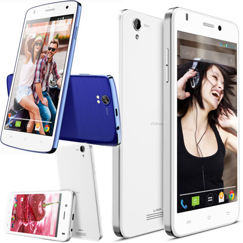 Lava Iris X1 Atom launched at Rs 4,444, lava iris x1 atom launched at rs 4, 444,  lava international has launched a new entry-level smartphone,  lava iris x1,  technology,  gadgets,  ifairer