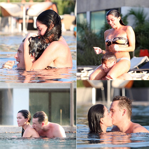 Learn the PDA in pool techniques from LEE and JASMINE.., pretty much inseparable,  learn the pda in pool techniques from lee & jasmine,  pda,  celebs pda,  lee ryan,  jasmine waltz,  hollywood celebs pda,  love affairs hollywood,  sexy pool dip,  sexy pda of lee and jasmine,  thailand,  thailand love,  learn love and pda