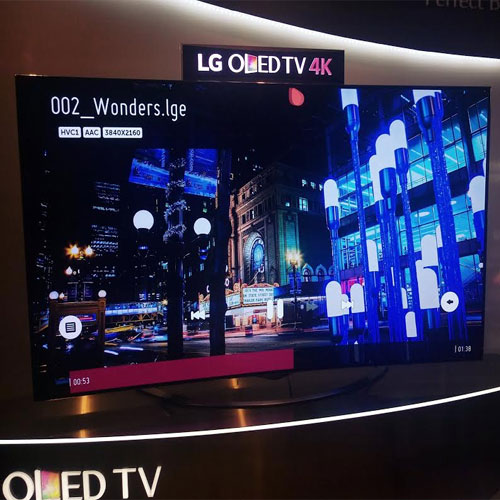 LG launches world's first 4K OLED TV @ 3,84,900/-, lg launches worlds first 4k oled tv @ 3, 84, 900/-,  lg launched 4k oled,  technology,  gadgets,  ifairer