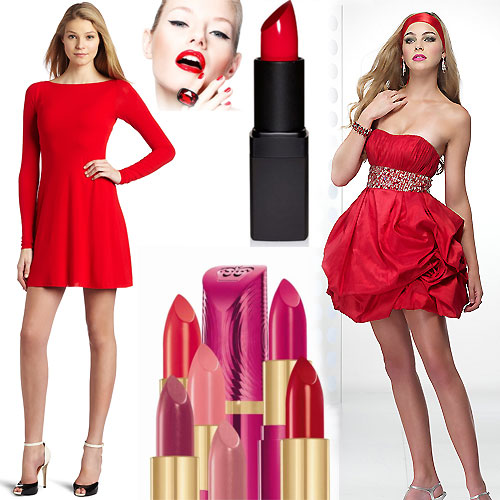 Lipstick Shades for Red Dress, lipstick shades for red dress,  lipstick for red dress,  beauty tips,  tips for beauty,  makeup tips,  tips for makeup,  makeup for red dress,  how to look beautiful,  tips for looking beautiful,  tips perfect makeup for particular color of dress,  ifairer