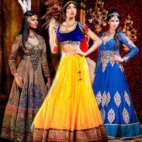 Look of Disney Princess as Indian Brides, look of disney princess as indian brides,  fashion,  fashion tips,  fashion accessories,  fashion trends,  fashion trends 2015