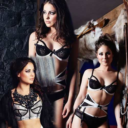 Louise sizzles in raunchy lingerie shoot, louise sizzles in raunchy lingerie shoot,  fashion,  fashion tips,  fashion accessories,  fashion trends,  fashion trends 2015,  latest news,  louise thompson,  ifairer