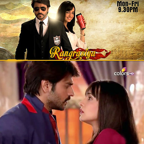 Maayra come closer to Rudra