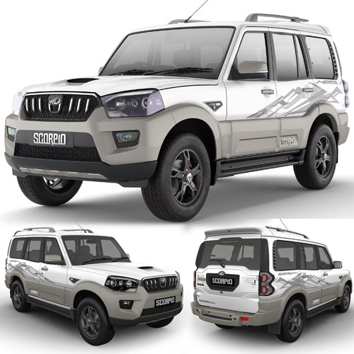 Mahindra Scorpio Adventure Edition unveiled @ 13.07 Lakh/-, mahindra scorpio adventure edition,  mahindra scorpio adventure edition unveiled @ 13.07 lakh/-,  mahindra & mahindra unveils limited edition scorpio adventure,  mahindra scorpio adventure edition launched; prices start at 13.07 lakh,  technology,  automobiles,  ifairer