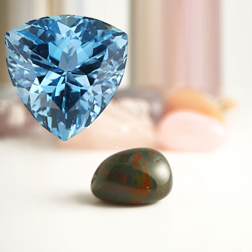 your birthstone and its meaning march aquamarine