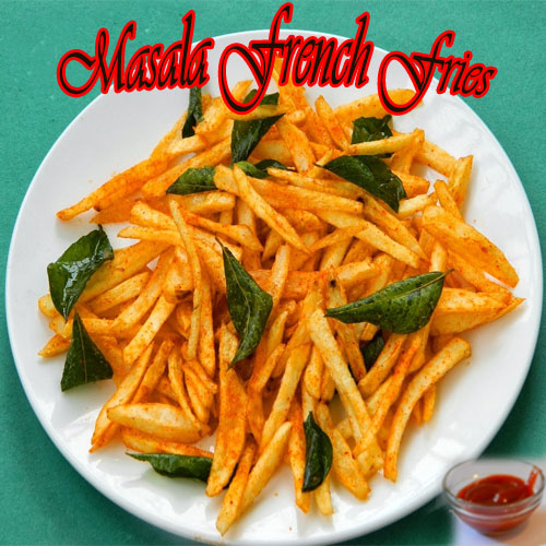 Masala French Fries Recipe, masala french fries recipe,  spicy french fries,  how to make french fries,  masala french fries,  recipe,  recipe of masala french fries,  main course,  how to prepare masala french fries,  ifairer