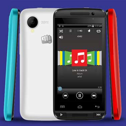 Micromax Bolt A064 Launched @ Rs 3301, micromax bolt a064,  price micromax bolt a064,  micromax smartphones,  features of micromax bolt a064,  launch of micromax bolt a064,  smartphones in india,  kitkat,  cellphones in india,  micromax bolt,  ifairer