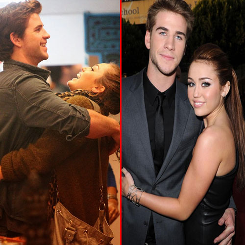 Miley Cyrus-Liam Hemsworth engaged again, miley cyrus-liam hemsworth engaged again,  miley cyrus-liam hemsworth love affair,  hollywood news,  hollywood gossip,  hollywood news and gossip,  ifairer