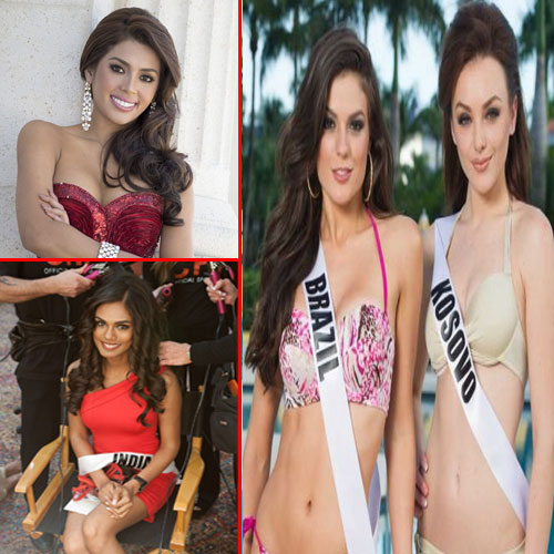 Miss Universe Contestant at Miami, miss universe contestant at miami,  fashion,  fashion tips,  fashion trends,  fashion accessories,  fashion trends 2014,  fashion trends 2015,  latest news,  ifairer