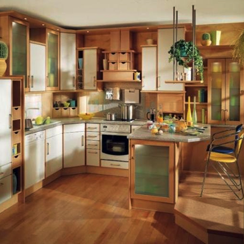 How To Make Your Home Look More Beautiful Modular Kitchen