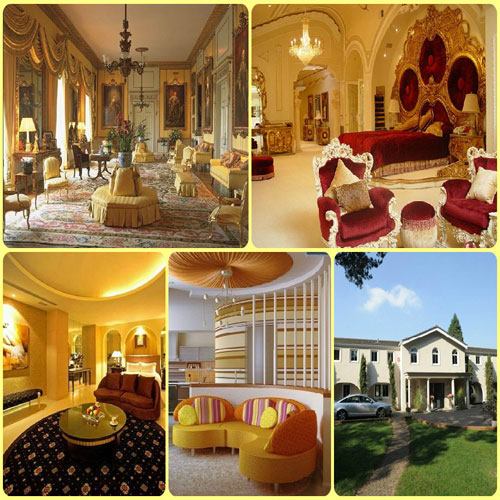 Most expensive homes of B-Town celebs , most expensive homes of b-town celebs,  expensive homes of bollywood homes,  bollywood news,  bollywood gossip,  latest bollywood updates,  ifairer