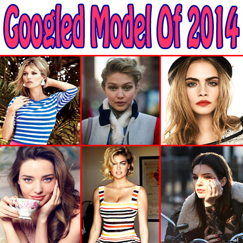 Most Googled model of 2014
