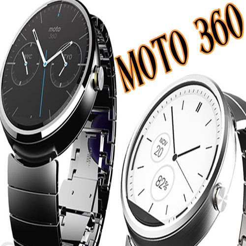 Motorola launches MOTO 360 smartwatch