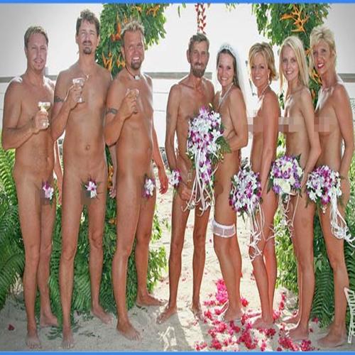 Nude around the world pic