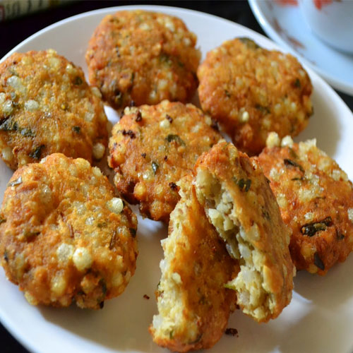 Navratri Special: Sabudana Vada, navratri special,  sabudana vada,  recipe of sabudana vada,  how to make sabudana vada,  recipes,  desserts,  drinks,  main course,  tea time recipes