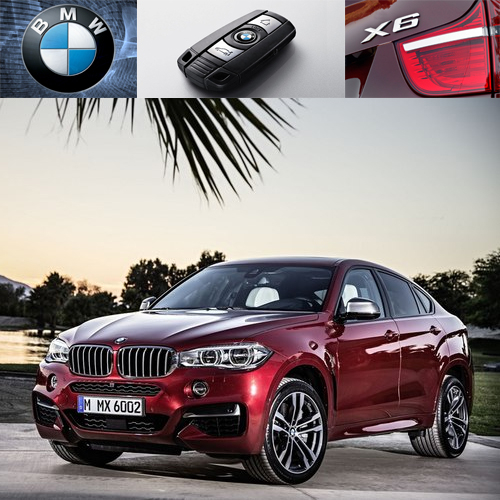 New BMW X6 revealed, bmw,  bmw india,  new bmw x6,  bmw x6 review,  bmw x6 price,  bmw x6 suv,  bmw x6 specifications,  features,  automobile news