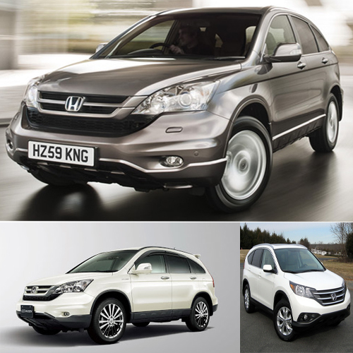 New Honda CR-V Coming Soon, honda,  honda india,  new honda cr-v,  launch of new honda cr-v,  price of new honda cr-v,  features,  specifications,  honda crv facelift,  honda motors,