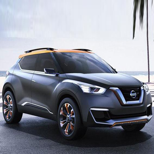 Nissan Kicks SUV Concept Revealed, nissan,  nissan india,  nissan kicks,  nissan suv,  cars in india,  automobile news,  nissan kicks suv,  ifairer
