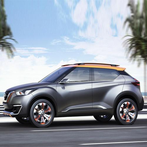 Nissan Kicks SUV Concept Revealed , nissan,  nissan india,  nissan kicks,  nissan suv,  cars in india,  automobile news,  nissan kicks suv,  ifairer