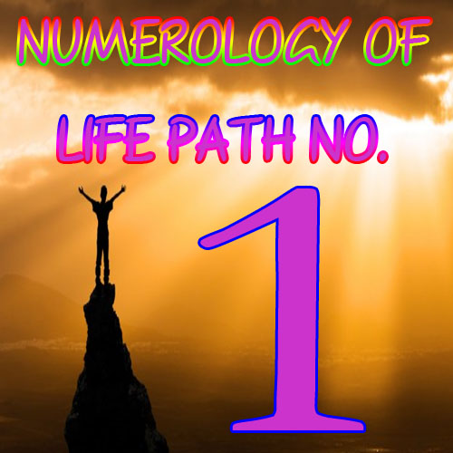 Numerology life path number 1 , numerology life path number 1,  astrology,  numerology