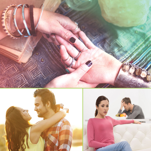 Palmistry Reading Tricks: How lucky are you in Love?