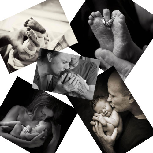 Parents Posing With Their Lost Babies, parents posing with their lost babies,  general articles,  articles,  latest news,  ifairer