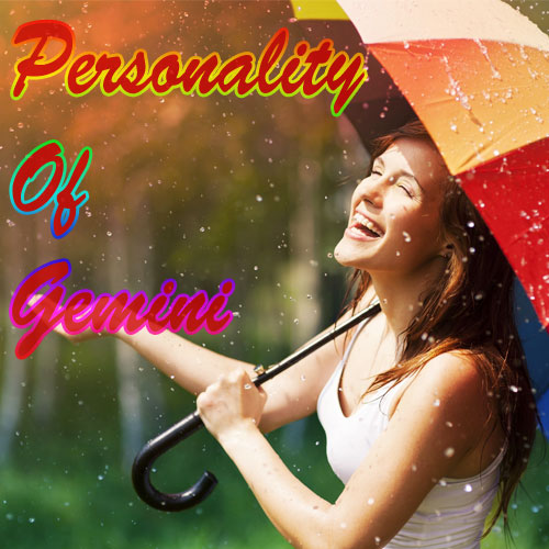 Personality of Gemini Zodiac