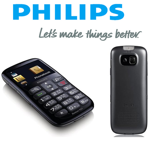 Philips Launches Mobile For Senior Citizens, philips xenium x2566,  price of philips xenium x2566,  launch of philips xenium x2566,  features of philips xenium x2566,   philips,   philips india,   philips mobiles,  ifairer
