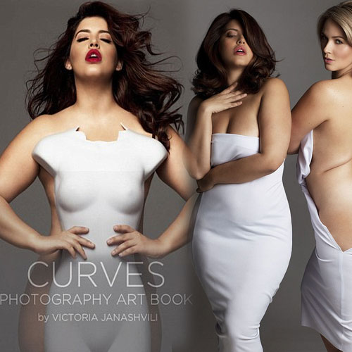 Photographer's New Creation with Curvy models